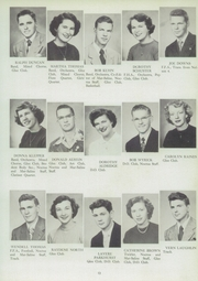Page 17, 1951 Edition, Marshall High School - Marshaline Yearbook (Marshall, MO) online yearbook collection