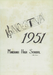 Page 5, 1951 Edition, Marshall High School - Marshaline Yearbook (Marshall, MO) online yearbook collection