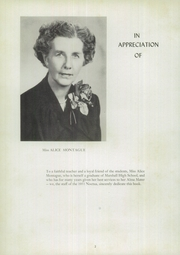 Page 6, 1951 Edition, Marshall High School - Marshaline Yearbook (Marshall, MO) online yearbook collection