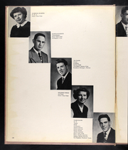 Page 18, 1953 Edition, Marshall High School - Marshaline Yearbook (Marshall, MO) online yearbook collection