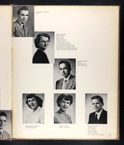 Page 35, 1953 Edition, Marshall High School - Marshaline Yearbook (Marshall, MO) online yearbook collection