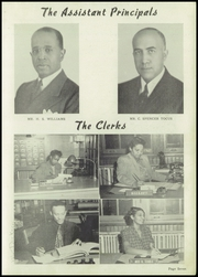 Page 11, 1947 Edition, Vashon High School - Wolverine Yearbook (St Louis, MO) online yearbook collection