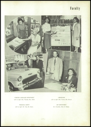 Page 11, 1956 Edition, Vashon High School - Wolverine Yearbook (St Louis, MO) online yearbook collection
