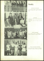 Page 12, 1956 Edition, Vashon High School - Wolverine Yearbook (St Louis, MO) online yearbook collection