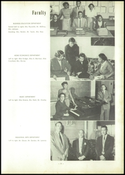 Page 13, 1956 Edition, Vashon High School - Wolverine Yearbook (St Louis, MO) online yearbook collection