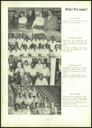 Page 14, 1956 Edition, Vashon High School - Wolverine Yearbook (St Louis, MO) online yearbook collection