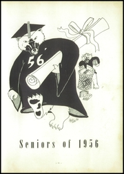 Page 15, 1956 Edition, Vashon High School - Wolverine Yearbook (St Louis, MO) online yearbook collection