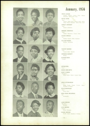 Page 16, 1956 Edition, Vashon High School - Wolverine Yearbook (St Louis, MO) online yearbook collection