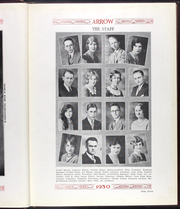 Page 11, 1930 Edition, Warrensburg High School - Arrow Yearbook (Warrensburg, MO) online yearbook collection