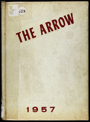 Page 1, 1957 Edition, Warrensburg High School - Arrow Yearbook (Warrensburg, MO) online yearbook collection