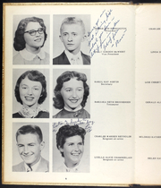 Page 10, 1957 Edition, Warrensburg High School - Arrow Yearbook (Warrensburg, MO) online yearbook collection