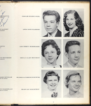 Page 11, 1957 Edition, Warrensburg High School - Arrow Yearbook (Warrensburg, MO) online yearbook collection