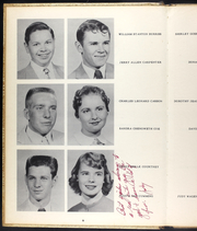 Page 12, 1957 Edition, Warrensburg High School - Arrow Yearbook (Warrensburg, MO) online yearbook collection