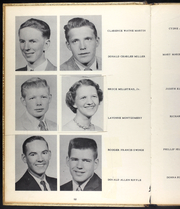 Page 16, 1957 Edition, Warrensburg High School - Arrow Yearbook (Warrensburg, MO) online yearbook collection