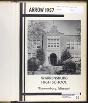 Page 5, 1957 Edition, Warrensburg High School - Arrow Yearbook (Warrensburg, MO) online yearbook collection