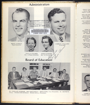 Page 6, 1957 Edition, Warrensburg High School - Arrow Yearbook (Warrensburg, MO) online yearbook collection