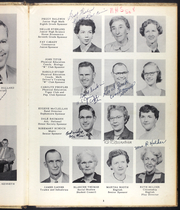 Page 7, 1957 Edition, Warrensburg High School - Arrow Yearbook (Warrensburg, MO) online yearbook collection