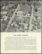 Page 14, 1956 Edition, Jackson High School - Silver Arrow Yearbook (Jackson, MO) online yearbook collection