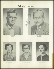 Page 16, 1956 Edition, Jackson High School - Silver Arrow Yearbook (Jackson, MO) online yearbook collection