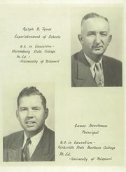 Page 15, 1951 Edition, Festus High School - Piper Yearbook (Festus, MO) online yearbook collection