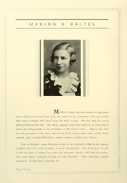 Page 16, 1931 Edition, St Josephs College - Footprints Yearbook (Brooklyn, NY) online yearbook collection