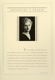 Page 17, 1931 Edition, St Josephs College - Footprints Yearbook (Brooklyn, NY) online yearbook collection
