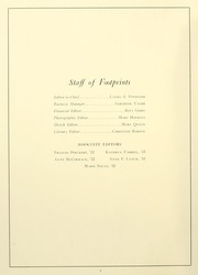 Page 10, 1932 Edition, St Josephs College - Footprints Yearbook (Brooklyn, NY) online yearbook collection