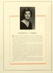Page 16, 1932 Edition, St Josephs College - Footprints Yearbook (Brooklyn, NY) online yearbook collection