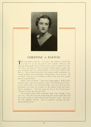 Page 17, 1932 Edition, St Josephs College - Footprints Yearbook (Brooklyn, NY) online yearbook collection