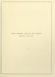 Page 7, 1932 Edition, St Josephs College - Footprints Yearbook (Brooklyn, NY) online yearbook collection