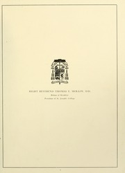 Page 9, 1932 Edition, St Josephs College - Footprints Yearbook (Brooklyn, NY) online yearbook collection