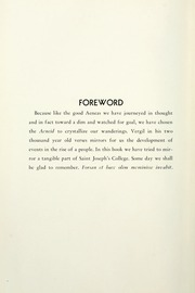 Page 8, 1935 Edition, St Josephs College - Footprints Yearbook (Brooklyn, NY) online yearbook collection