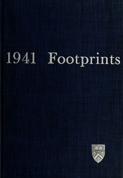 Page 1, 1941 Edition, St Josephs College - Footprints Yearbook (Brooklyn, NY) online yearbook collection