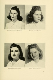 Page 17, 1941 Edition, St Josephs College - Footprints Yearbook (Brooklyn, NY) online yearbook collection
