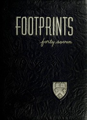 Page 1, 1947 Edition, St Josephs College - Footprints Yearbook (Brooklyn, NY) online yearbook collection