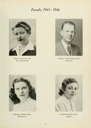Page 11, 1947 Edition, St Josephs College - Footprints Yearbook (Brooklyn, NY) online yearbook collection