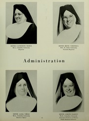 Page 15, 1961 Edition, St Josephs College - Footprints Yearbook (Brooklyn, NY) online yearbook collection