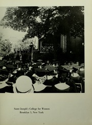 Page 7, 1961 Edition, St Josephs College - Footprints Yearbook (Brooklyn, NY) online yearbook collection