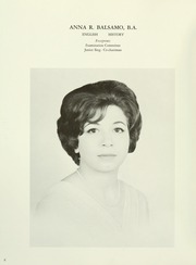 Page 10, 1963 Edition, St Josephs College - Footprints Yearbook (Brooklyn, NY) online yearbook collection