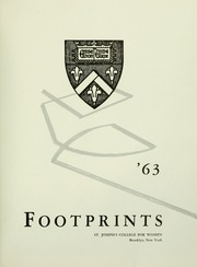 Page 5, 1963 Edition, St Josephs College - Footprints Yearbook (Brooklyn, NY) online yearbook collection