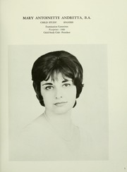 Page 9, 1963 Edition, St Josephs College - Footprints Yearbook (Brooklyn, NY) online yearbook collection