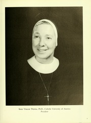 Page 13, 1969 Edition, St Josephs College - Footprints Yearbook (Brooklyn, NY) online yearbook collection