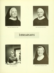 Page 17, 1969 Edition, St Josephs College - Footprints Yearbook (Brooklyn, NY) online yearbook collection