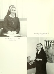 Page 12, 1970 Edition, St Josephs College - Footprints Yearbook (Brooklyn, NY) online yearbook collection