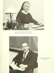 Page 13, 1970 Edition, St Josephs College - Footprints Yearbook (Brooklyn, NY) online yearbook collection