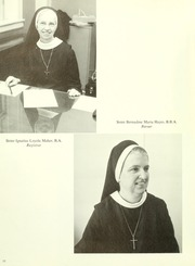 Page 14, 1970 Edition, St Josephs College - Footprints Yearbook (Brooklyn, NY) online yearbook collection