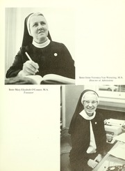 Page 15, 1970 Edition, St Josephs College - Footprints Yearbook (Brooklyn, NY) online yearbook collection