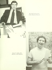 Page 17, 1970 Edition, St Josephs College - Footprints Yearbook (Brooklyn, NY) online yearbook collection