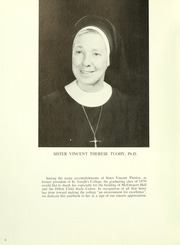 Page 8, 1970 Edition, St Josephs College - Footprints Yearbook (Brooklyn, NY) online yearbook collection