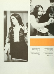 Page 10, 1971 Edition, St Josephs College - Footprints Yearbook (Brooklyn, NY) online yearbook collection